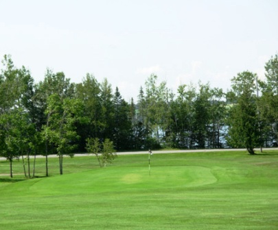 Long Lake Country Club,Saint David, Maine,  - Golf Course Photo