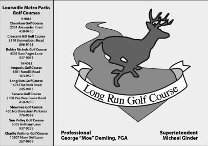 Long Run Golf Course, Eastwood, Kentucky,  - Golf Course Photo