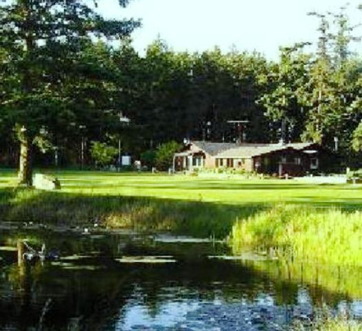 Golf Course Photo, Lopez Island Golf Club, Lopez, 98261