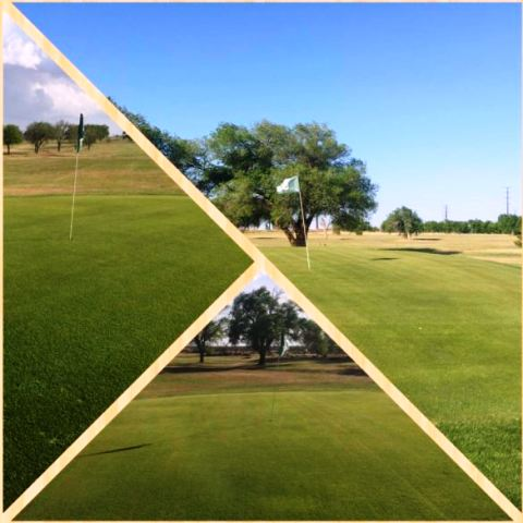 Lorenzo Country Club, Lorenzo, Texas,  - Golf Course Photo