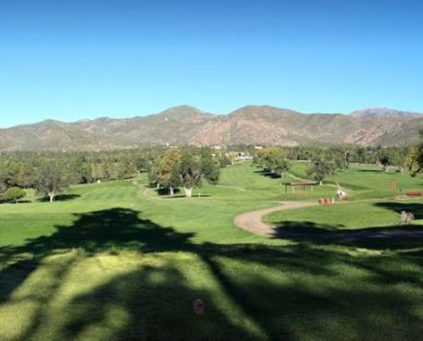 Golf Course Photo, Los Alamos Golf Course, Los Alamos, New Mexico, 87544