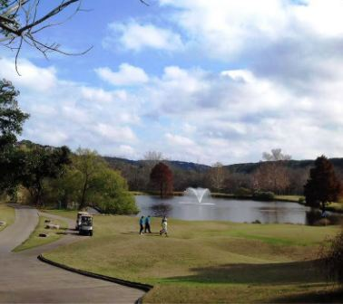 Golf Course Photo, Lost Creek Country Club, Austin, 78746