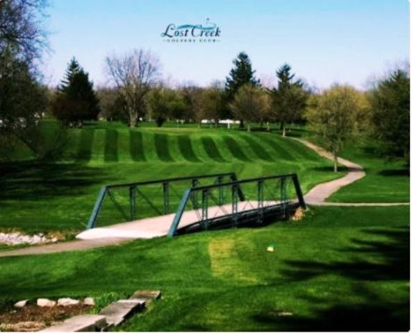 Lost Creek Country Club, CLOSED 2019,Lima, Ohio,  - Golf Course Photo