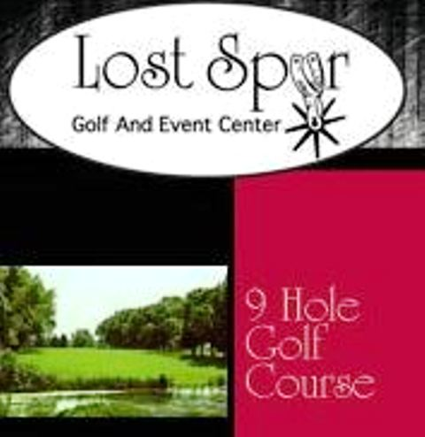 Lost Spur Country Club,Saint Paul, Minnesota,  - Golf Course Photo