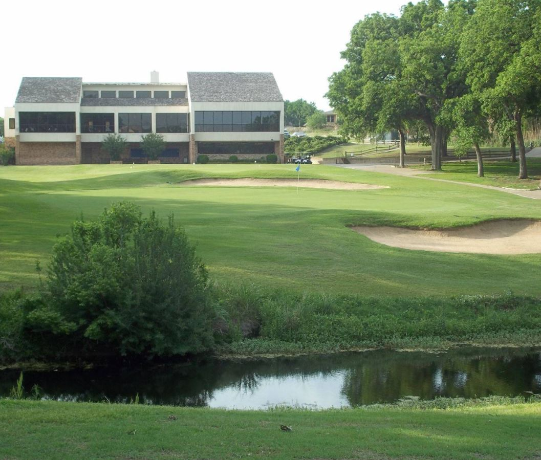 Golf Course Photo, Lost Creek Golf Course, CLOSED 2018, Aledo, Texas, 76008