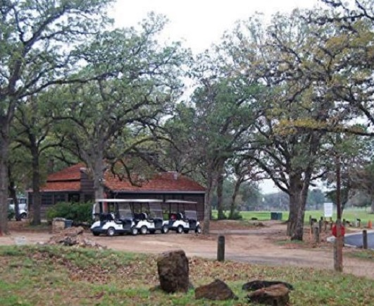 Golf Course Photo, Lost Pines Golf Course, CLOSED 2015, Bastrop, Texas, 78602