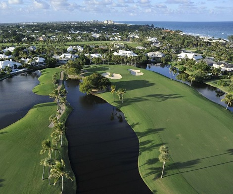 Golf Course Photo, Lost Tree Club, North Palm Beach, 33408