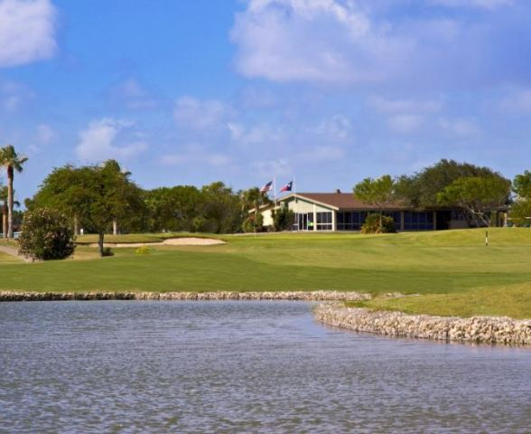 Lozano Golf Center, Championship Course,Corpus Christi, Texas,  - Golf Course Photo