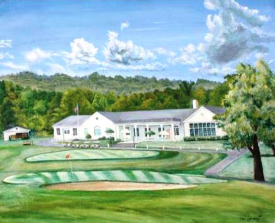 Lynwood Golf & Country Club, CLOSED 2011,Martinsville, Virginia,  - Golf Course Photo
