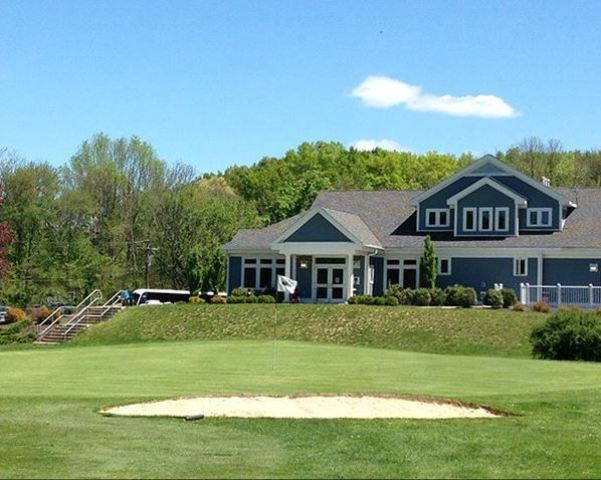 MGA Links At Mamantapett, Norton, Massachusetts,  - Golf Course Photo