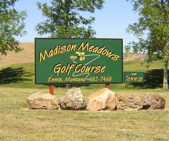Madison Meadows Golf Course,Ennis, Montana,  - Golf Course Photo