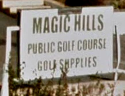 Magic Hills Golf Course, CLOSED 2011
