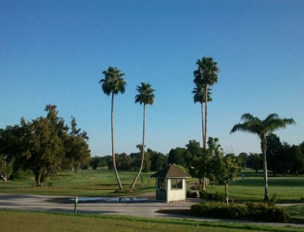 Magnolia Valley Golf Club, Par Three Course, CLOSED 2014,New Port Richey, Florida,  - Golf Course Photo