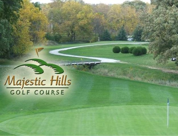 Golf Course Photo, Majestic Hills Golf Course, Denison, Iowa, 51442-2807