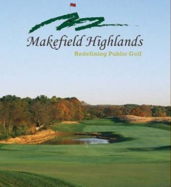 Makefield Highlands Golf Club ,Yardley, Pennsylvania,  - Golf Course Photo