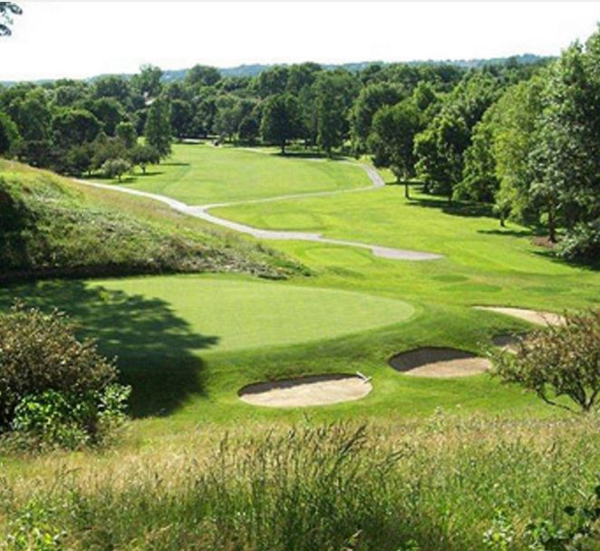 Maketewah Country Club,Cincinnati, Ohio,  - Golf Course Photo