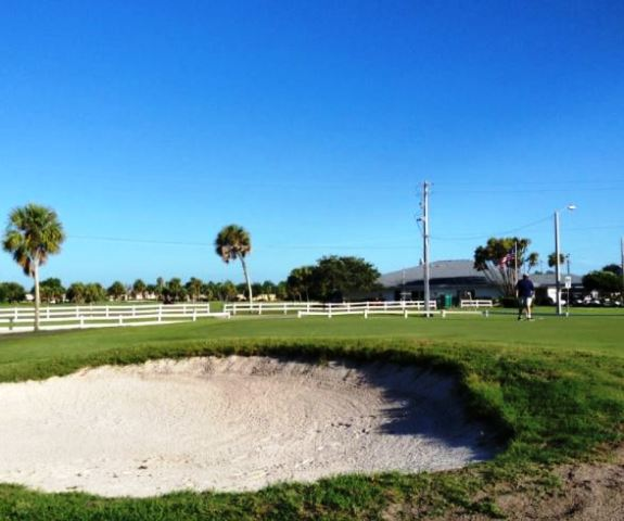 Golf Course Photo, Mallards Landing Golf Course, Melbourne, Florida, 32935