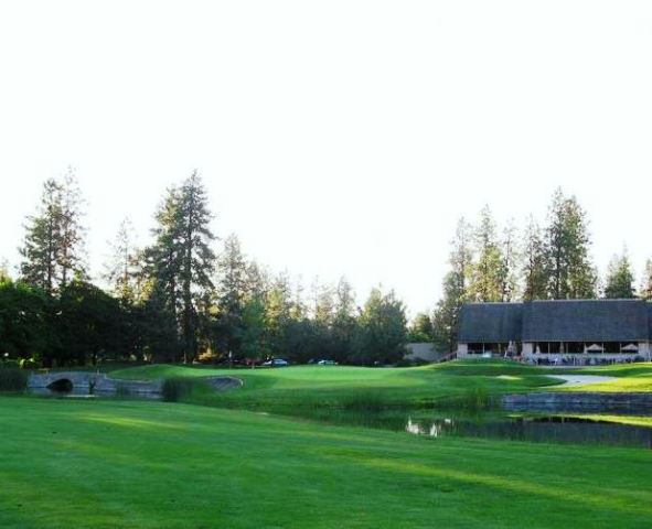 Golf Course Photo, Manito Golf & Country Club, Spokane, 99223