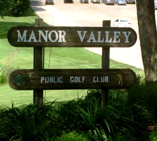 Golf Course Photo, Manor Valley Country Club, Export, Pennsylvania, 15632