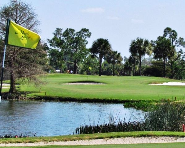 Golf Course Photo, Maple Leaf Golf Course, Port Charlotte, 33980