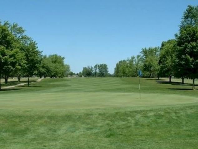 Golf Course Photo, Maplewood Golf Club, Muncie, 47302