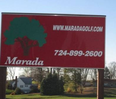 Marada Golf Course, CLOSED 2014