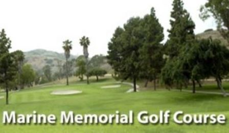 Marine Memorial Golf Course, Par 3,Camp Pendleton, California,  - Golf Course Photo