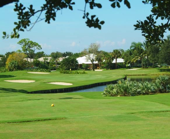 Mariner Sands Country Club, The Gold Course,Stuart, Florida,  - Golf Course Photo