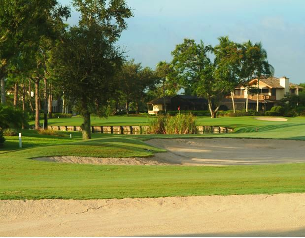 Mariner Sands Country Club, The Gold Course