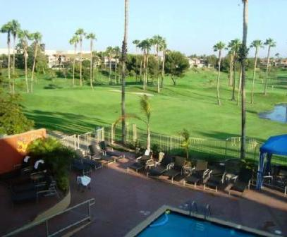 Marriott Golf Course, Manhattan Beach, California, 90266 - Golf Course Photo