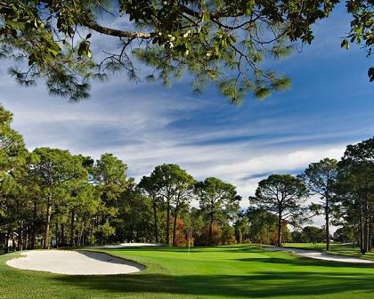 Golf Course Photo, Bay Point Golf Club, Meadows Course, Panama City Beach, 32408