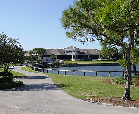 Golf Course Photo, Martin Downs Country Club, Crane Creek Golf Course, Palm City, 34990