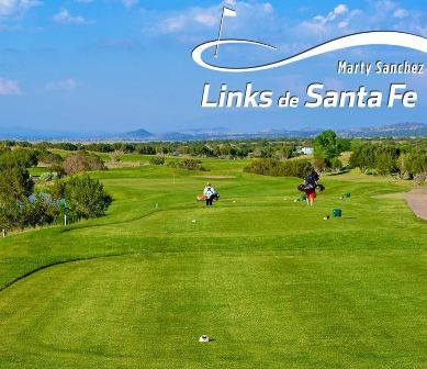 Marty Sanchez Links De Santa Fe, Championship 18, Santa Fe, New Mexico, 87505 - Golf Course Photo