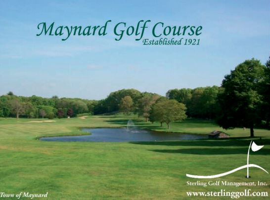 Maynard Golf Course, Maynard, Massachusetts,  - Golf Course Photo