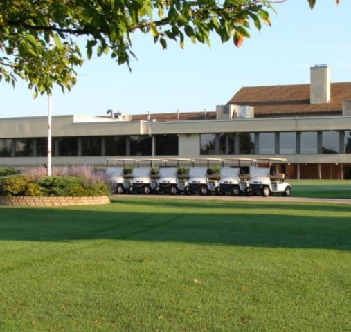 Mason City Country Club, Mason City, Iowa,  - Golf Course Photo