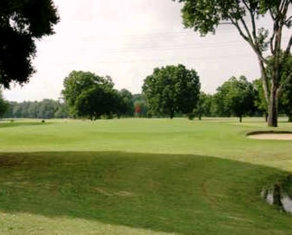 Golf Course Photo, Max Starcke Park Golf Course, Seguin, 78155