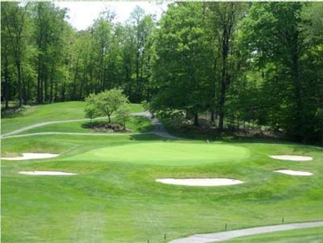 Mayfield Sand Ridge Club, Mayfield Golf Course,Cleveland, Ohio,  - Golf Course Photo