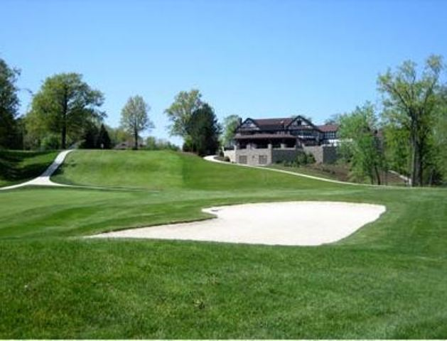 Mayfield Sand Ridge Club, Mayfield Golf Course
