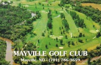 Mayville Golf Club | Maryville Golf Course, Mayville, North Dakota,  - Golf Course Photo