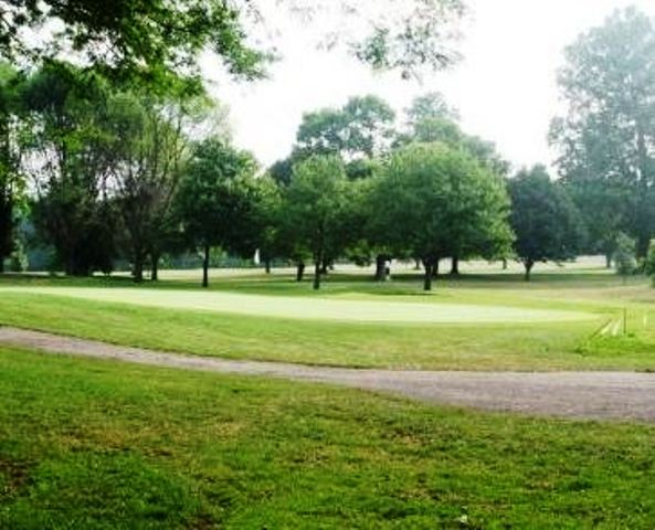 McMillen Park Golf Course,Fort Wayne, Indiana,  - Golf Course Photo