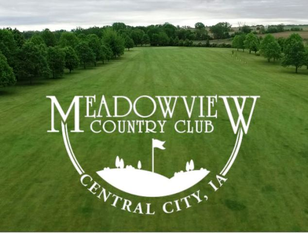 Golf Course Photo, Meadowview Country Club, Central City, 52214
