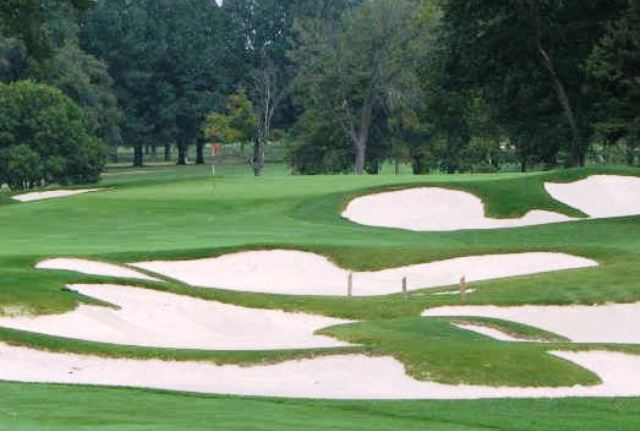 Golf Course Photo, Meadowbrook Country Club, Garner, 27529