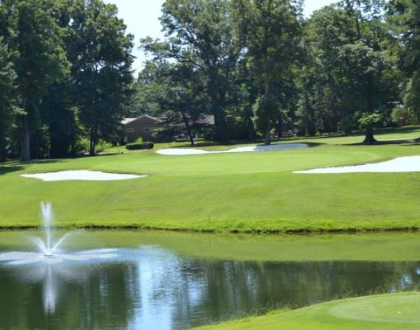Golf Course Photo, Meadowbrook Country Club, Richmond, 23234