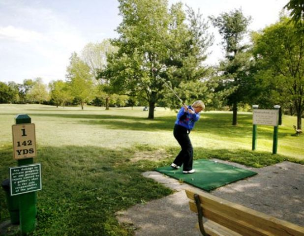 Meadowbrook Golf Course,Lexington, Kentucky,  - Golf Course Photo