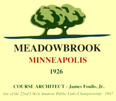 Meadowbrook Golf Club, Closed until 2017, Hopkins, Minnesota, 55343 - Golf Course Photo