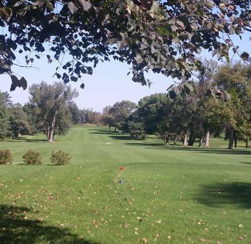 Meadowbrook Country Club, Sumner, Iowa,  - Golf Course Photo