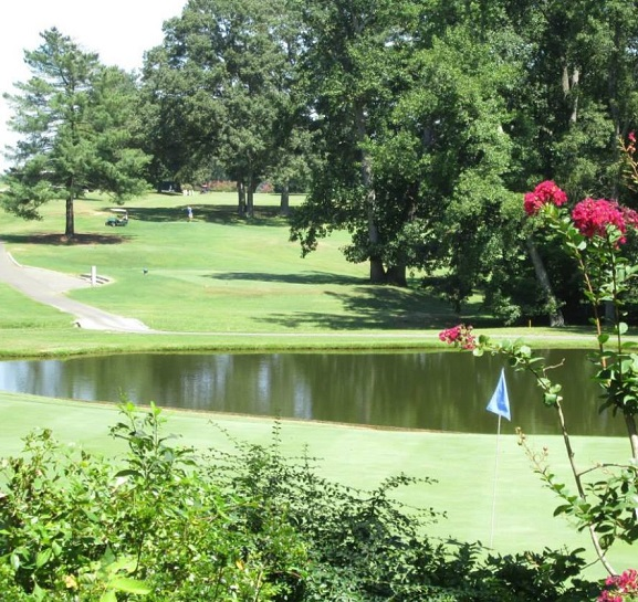 Meadowbrook Golf Club, Rutherfordton, North Carolina,  - Golf Course Photo