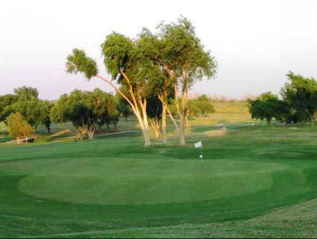 Meadowbrook Golf Complex, Canyon Course, Lubbock, Texas,  - Golf Course Photo