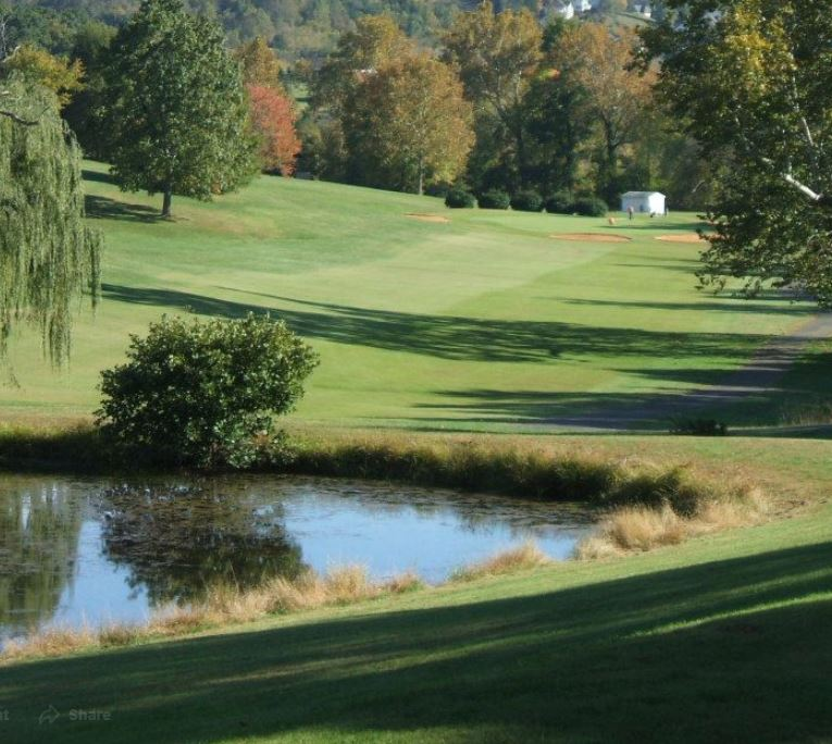 Meadowcreek Golf Course, Charlottesville, Virginia, 22901 - Golf Course Photo