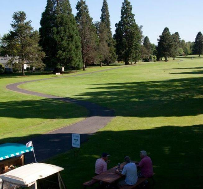 Golf Course Photo, Meadowlawn Golf Club, Salem, Oregon, 97301